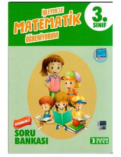 İşleyen Zeka 3. Sınıf Matematik Soru Bankası