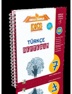 Damla Yayınları 7.Sınıf Türkçe Defterim