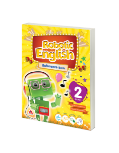 ROBOTIC ENGLISH REFERENCE BOOK - 2.GRADE