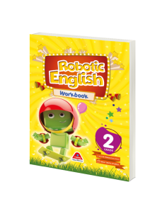 ROBOTIC ENGLISH WORKBOOK-2. GRADE