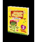 DAMLA ROBOTIC ENGLISH WORKBOOK-2. GRADE