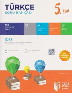 Teas Press 5. Sınıf Türkçe Soru Bankası