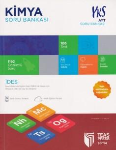 Teas Press YKS AYT Kimya Soru Bankası