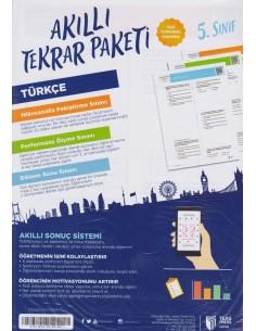 Teas Press 5.Sınıf Türkçe Akıllı Tekrar Paketi