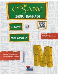 Açı Yayınları 5.Sınıf Matematik Soru Bankası Kitabı