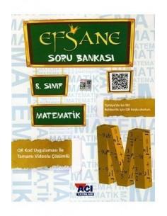 Açı Yayınları 8.Sınıf Matematik Soru Bankası Kitabı