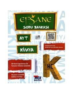 Açı Yayınları TYT Efsane Kimya Soru Bankası