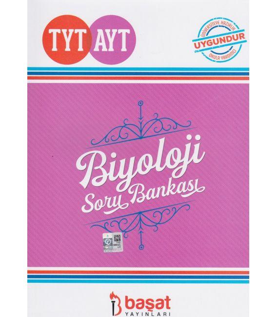 Başat Yayınları YGS-LYS Biyoloji Soru Bankası