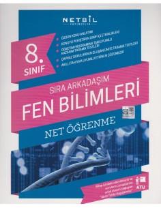Netbil Yayınları 8.Sınıf Sıra Arkadaşım Fen Bilimleri Net Öğrenme