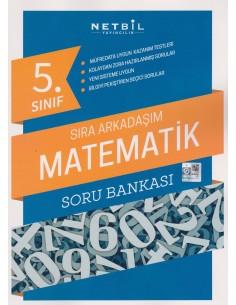 Netbil 5.Sınıf Sıra Arkadaşım Matematik Soru Bankası