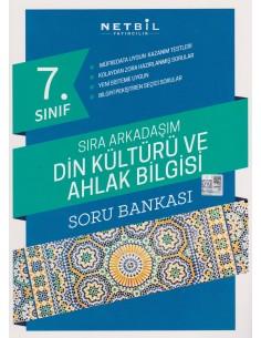 Netbil 7.Sınıf Sıra Arkadaşım Din Kültürü Soru Bankası