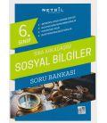 Netbil 6.Sınıf Sıra Arkadaşım Sosyal Bilgiler Soru Bankası