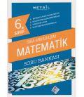 Netbil 6.Sınıf Sıra Arkadaşım Matematik Soru Bankası