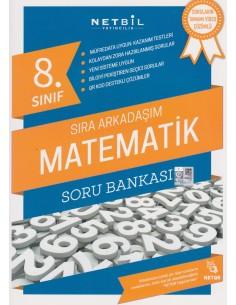 Netbil 8.Sınıf Sıra Arkadaşım Matematik Soru Bankası