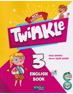 Schola Publishing 3. Sınıf Twinkle English Book