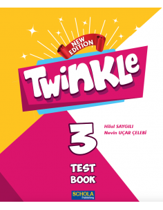 Schola Publishing 3. Sınıf Twinkle Test Book 2017