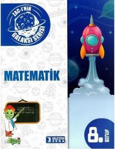 İşleyen Zeka 8. Sınıf Galaksi KDS Matematik 2019