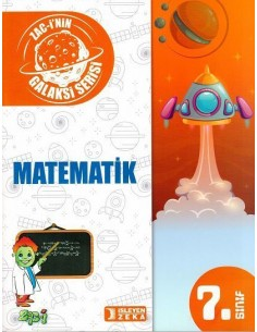 İşleyen Zeka 7. Sınıf Galaksi KDS Matematik 2019