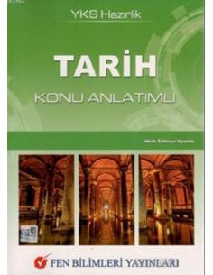 Fen Bilimleri Yayınları YKS Tarih Konu Anlatımlı