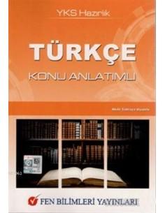 Fen Bilimleri Yayınları YKS Türkçe Konu Anlatımlı