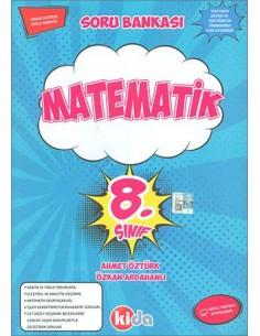 Kida Yayınları 8. Sınıf Matematik Soru Bankası