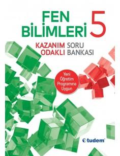 Tudem Yayınları 5.Sınıf Fen Bilimleri Soru Bankası