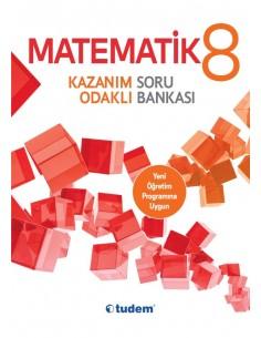 Tudem Yayınları 8.Sınıf Matematik Kazanım Odaklı Soru Bankası