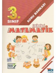 Açı Yayınları 3. Sınıf Matematik Soru Bankası
