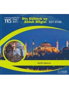 Palme Yayınları YKS Din Kültürü ve Ahlak Bilgisi Özet Kitabı