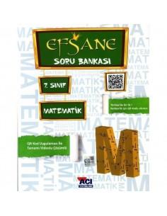 Açı Yayınları 7.Sınıf Matematik Soru Bankası Kitabı