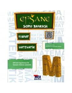 Açı Yayınları 11.Sınıf Matematik Efsane Soru Bankası