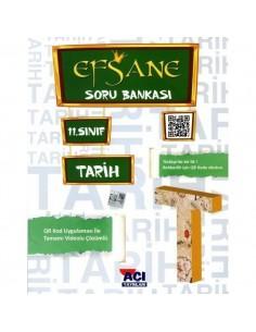 Açı Yayınları 11.Sınıf Tarih Efsane Soru Bankası