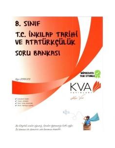 Koray Varol Akademi 8.Sınıf T.C İnkılap Tarihi ve Atatürkçülük Soru Bankası