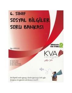 Koray Varol Akademi 6.Sınıf Sosyal Bilgiler Soru Bankası