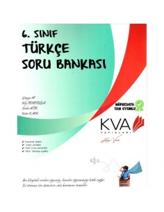 Koray Varol Akademi 6.Sınıf Türkçe Soru Bankası