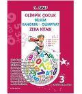 Altın Nokta 3.Sınıf Olimpik Çocuk Bilsem Kanguru Olimpiyat Zeka Kitabı