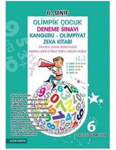 Altın Nokta 6. Sınıf Olimpik Çocuk Deneme Sınavı Kanguru