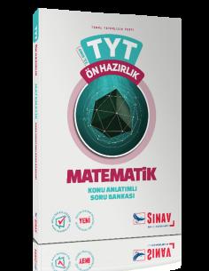 Sınav Yayınları 11. Sınıf Matematik TYT Ön Hazırlık Konu Anlatımlı Soru Bankası