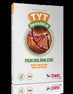 Sınav Yayınları 11. Sınıf Fen Bilimleri TYT Ön Hazırlık Konu Anlatımlı Soru Bankası