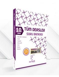 Karekök Yayınları 10.Sınıf Tüm Dersler Soru Bankası