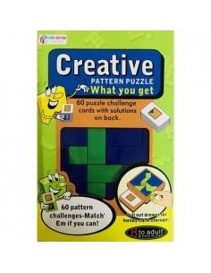 Hobi Eğitim Dünyası Creative (Yenilikçi Şekiller)