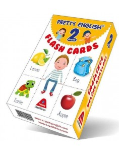 Pretty English Flash Cards - 2. Sınıf
