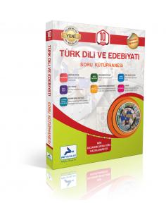 Paraf Yayınları 10.Sınıf Türk Dili ve Edebiyatı Soru Kütüphanesi