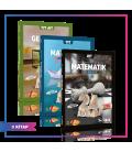 Sınav Yayınları TYT AYT Matematik - Geometri 24 Adımda Özel Kazandıran Set (3 Kitap)