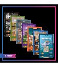 Sınav Yayınları TYT AYT Sayısal 24 Adımda Özel Kazandıran Set (7 Kitap)