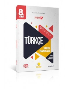 Gün&Ay Yayınları 8.Sınıf Türkçe Soru Bankası