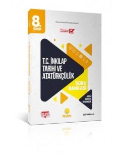 Gün&Ay Yayınları 8.Sınıf T.C İnkılap Tarihi ve Atatürkçülük Soru Bankası