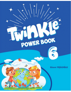 Schola Publishing 5. Sınıf Twinkle Power Book 2018