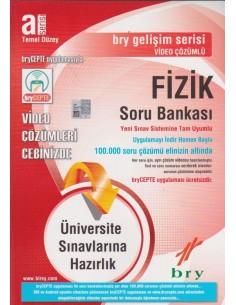 Birey Yayınları Gelişim Serisi Temel Düzey A Serisi Fizik Soru Bankası