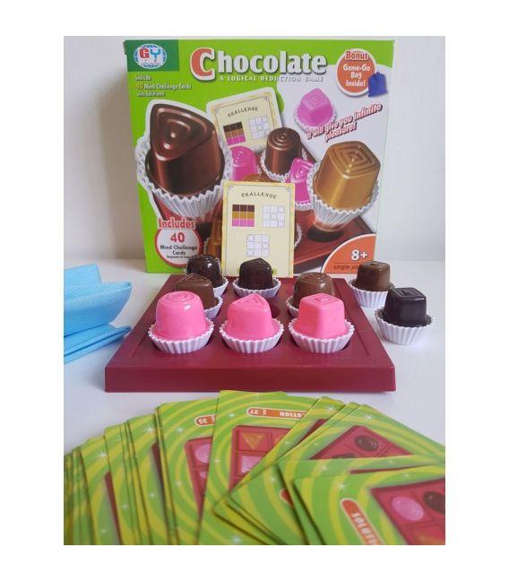 Hobi Chocolate Fix Oyunu